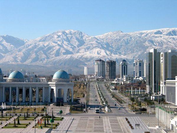 Щедрость сурового государства Туркменистан, Государство, Щедрость, Факты