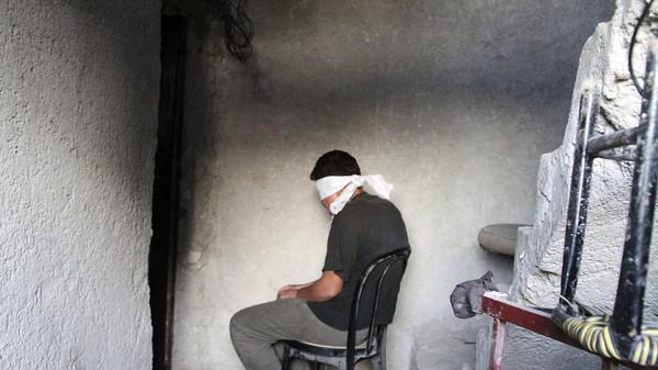 Правозащитные организации обнаружили тайные тюрьмы СБУ на Украине События, Политика, Украина, Тюрьма, СБУ, Пытки, Насилие, Russia today