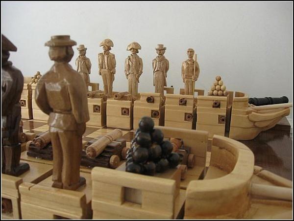 Необычные шахматы Необычное, Шахматы, Дизайн, Картинки, Длиннопост