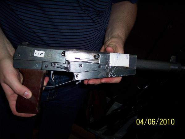 Подборка изъятого оружия Оружие, Изъятие, Преступность, Криминал, Самоделки, Длиннопост