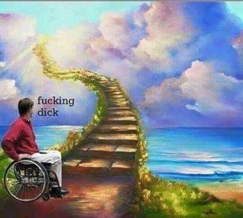 Лестница в рай