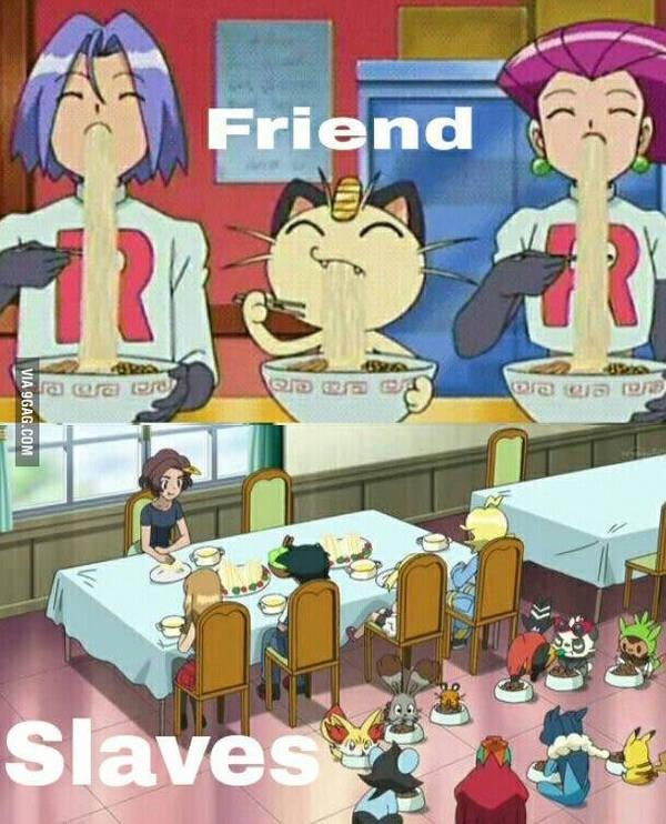 Чем команда R отличается от Эша и его друзей. Покемоны, Команда r, Эш и компания, Мяут, 9gag, Team rocket
