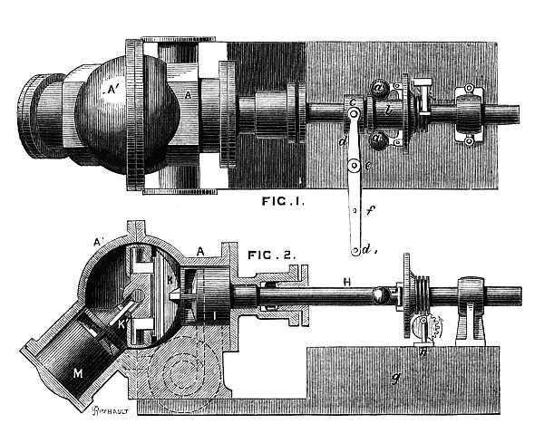 Паровой двигатель Тауэра Паровой двигатель, Гифка, Двигатель Тауэра, Geeks, Длиннопост
