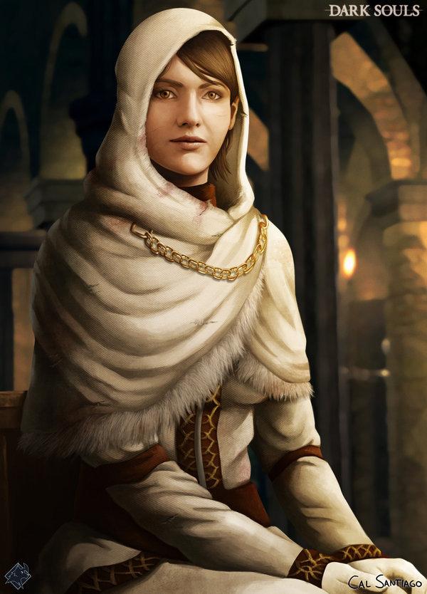 Портреты Dark Souls (часть 2 из 2) Dark souls, Rhea of Thorlund, Solaire of Astora, Lautrec of Сarim, Siegward of Catarina, Длиннопост