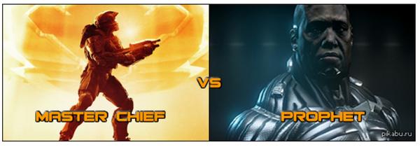 Кто-же круче? ;) Warhammer 40k, Crysis, Halo, спор, скриншот