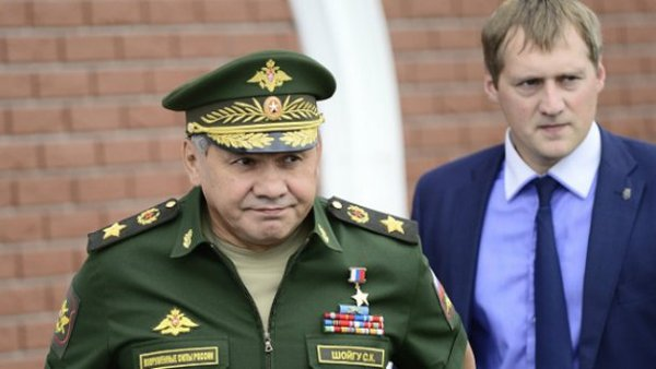 Украинский суд - это что-то. Политика, Украина, Россия, Сергей Шойгу, украинский суд