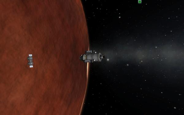 Возврат с Дюны Kerbal Space Program, Игры, длиннопост