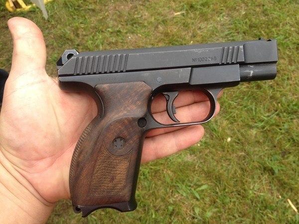 Прототип ГШ-18 Спорт-2 Оружие, Пистолеты, Гш-18, Оружие России, Длиннопост