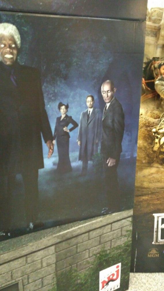 Зашел сегодня в кинотеатр, а там Путин на плакате Путин, Кинотеатр