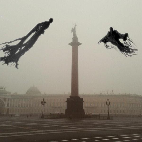 Что я вижу в Питерском тумане...)