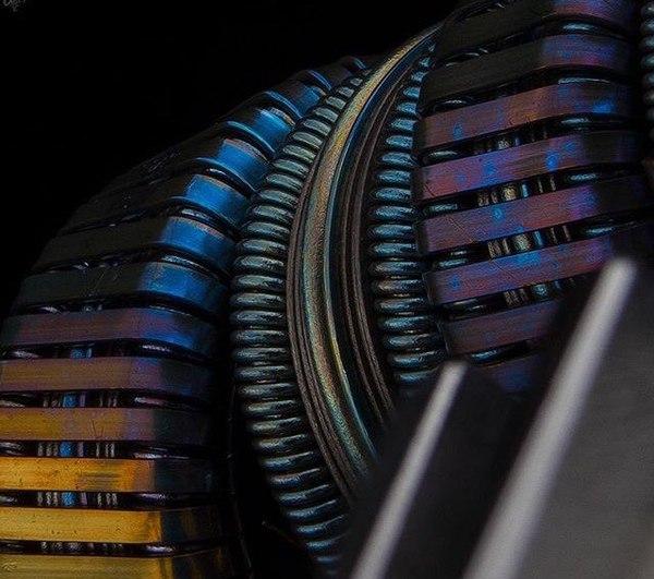 Красота порнокойлов vape, coil, спираль, намотка, длиннопост