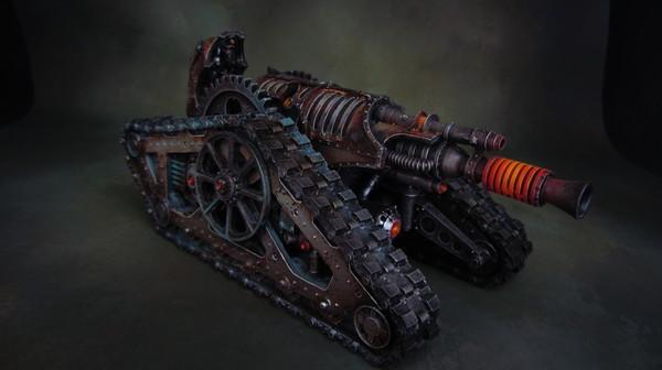 Военная техника Механикумов Warhammer 30k, Horus Heresy, Forgeworld, Mechanicum, Длиннопост