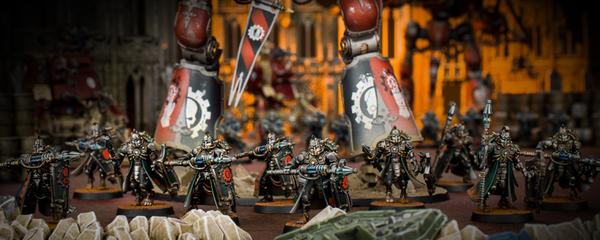 Адептус Титаникус. Секутарии Warhammer 40k, Forgeworld, Mechanicum, Длиннопост