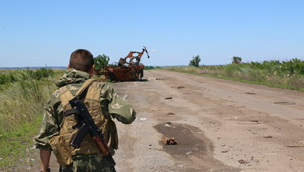 В ЛНР заявили, что с начала года выявили около 60 украинских агентов события, политика, общество, Украина, СМИ, спецслужбы, ЛНР, РИА Новости