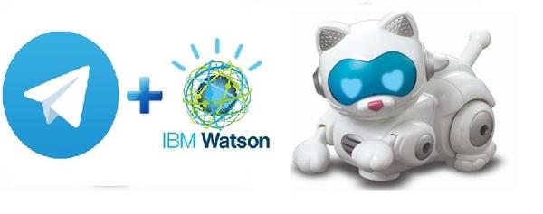 Бот в Telegram использует мощь нейросетей IBM Watson для определения котиков Ibm watson, Кот, Нейронные сети, Будущее наступило, Telegram, Длиннопост