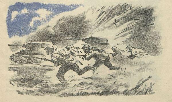 """Всю войну с """"Мурзилкой"""" (1944 год) Мурзилка, Великая Отечественная война, Дети, История, Длиннопост"""