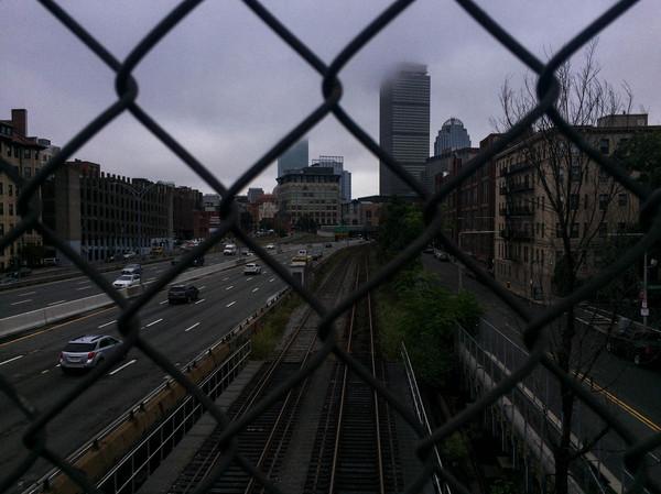 Бостон, США Бостон, США, Город, Путешествия, Фото, Длиннопост