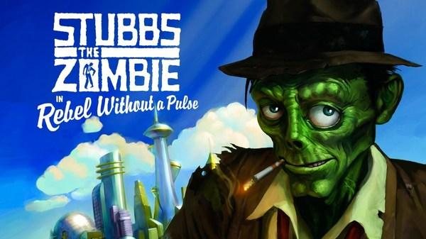 Stubbs The Zombie... Stubbs The Zombie, Компьютерные игры, IC обзор, Длиннопост, Action