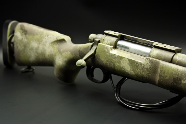 Просто красивая страйкбольная снайперская винтовка. Страйкбол, Redarmyairsoft, Airsoft, ВВД, M24, Винтовка, Оружие, Длиннопост