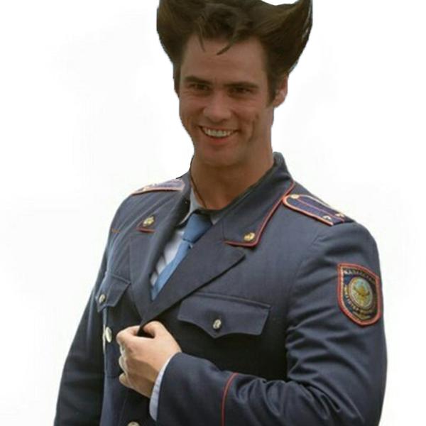 Лейтенант Эйс Ментура