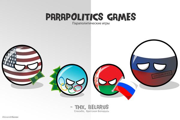 Countryballs - Параполитические игры Беларусь, Россия, Братья, Политика, Countryballs
