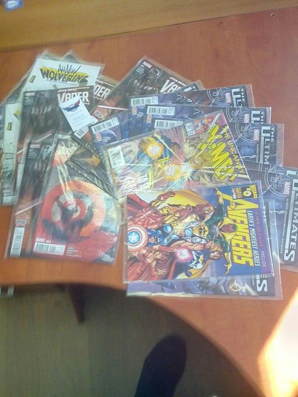 Мое место рабочее место - магазин комиксов! Магазин, Комиксы, Marvel, Marvel vs DC, Рабочее место, А у вас какое рабочее место?
