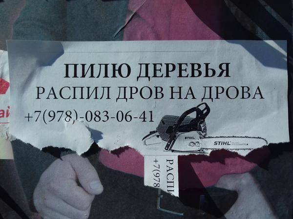 Джанкойский Дровосек Фото на тапок, Тавтология