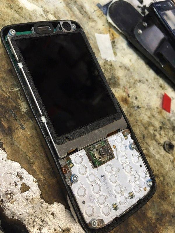 Оживляем старичка Nokia, Ремонт телефона, Длиннопост