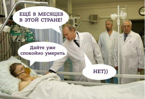 Россияне стали жить на 8 месяцев дольше Здравоохранение, Россия, Продолжительность жизни, Мемы