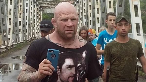 Боец MMA Монсон о посещении Донбасса: Попасть под санкции — честь для меня Луганск, Джефф Монсон, Гражданство, Донбасс, Видео, Политика