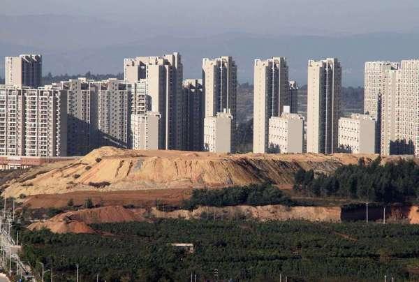 Города-призраки Китая. Чэнгун Китай, Чэнгун, Город, Город-Призрак, Фото, Длиннопост