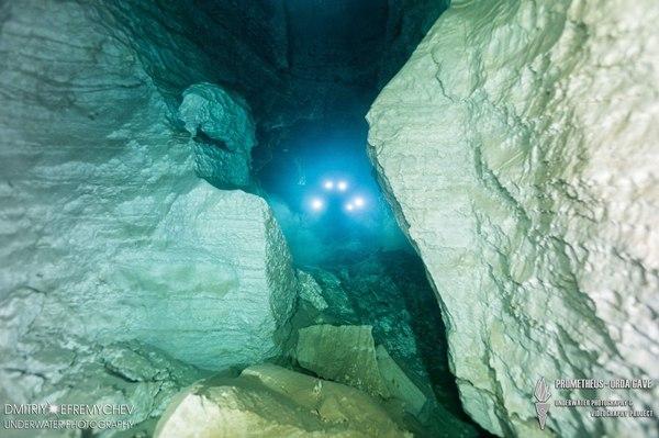 Пещерный дайвинг пещера, Орда, Пермский край, Россия, съездить, Фото, дайвинг, длиннопост