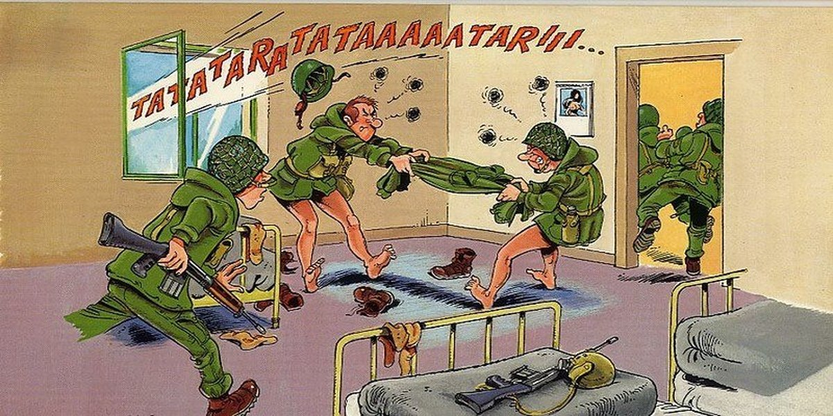 Открытки об армии