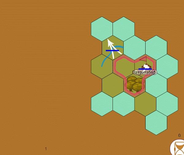 Гифка игрового процесса моей цивилизации Гифка, Gamedev, Мобильные игры, Стратегия, Civilization
