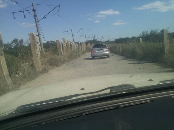 Не всегда верь навигатору Ростов-на-Дону, дорога, сиди дома лучше