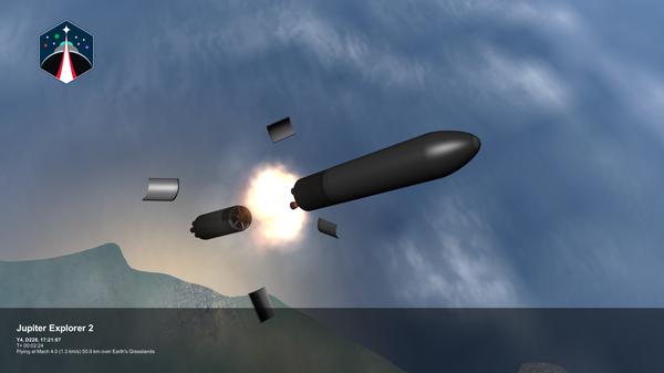 [KSP: RSS] Исследование системы Юпитера Kerbal Space Program, Игры, космос, длиннопост