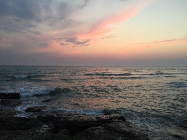 Закаты Каспия Каспий, Море, Закат, Текст