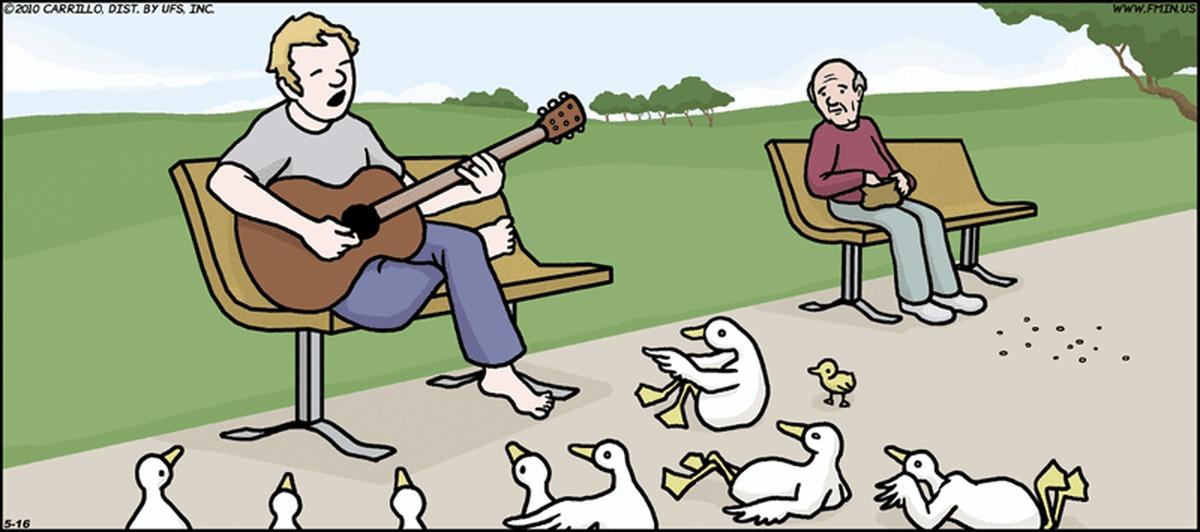 прикольные картинки про гитаристов этом лучше