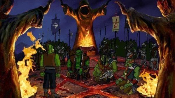 Свершилось! игры, Warcraft, квест