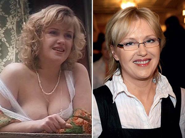 Порно актрисы в молодости и в старости