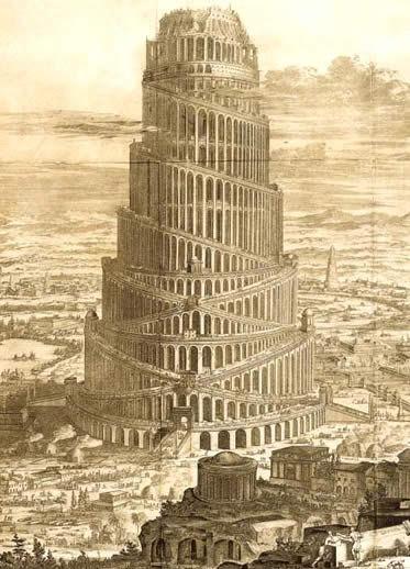 Сломанный телефон / вавилонская башня. Эксперимент, Язык, Перевод, Google