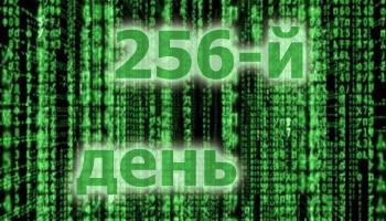 День программиста Программист, Профессиональный праздник, Тыжпрограммист