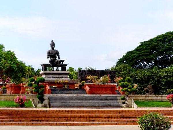 a biography of king ramkhamhaeng third king of the phra ruang dynasty