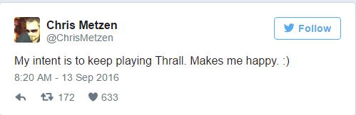 Крис Метцен покидает Blizzard Крис Метцен, blizzard, warcraft, starcraft, Diablo