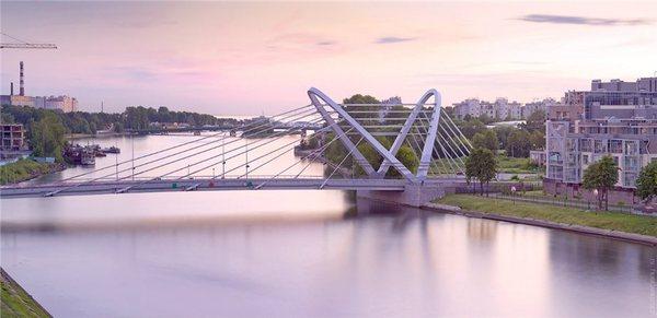 Лазаревский мост: тогда и сейчас История, Санкт-Петербург, Мосты спб, До и после