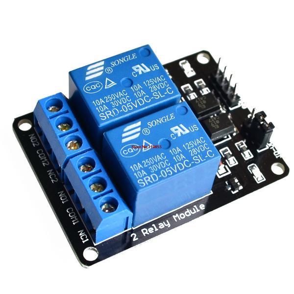 Modulo rel 5v 8 canali per Arduino