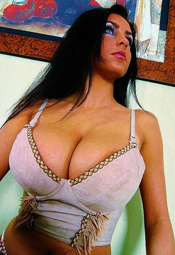 Очень большая грудь 40 фото