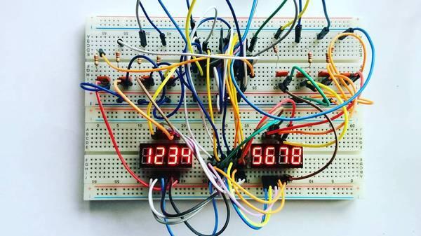 Лабораторный блок питания своими руками на микроконтроллере ЧАСТЬ 1. Avr, Вольт-Амперметр, Лбп