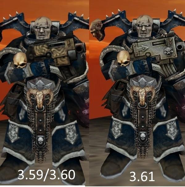 Warhammer 40 000 Soulstorm Bloodline мод скачать - фото 2