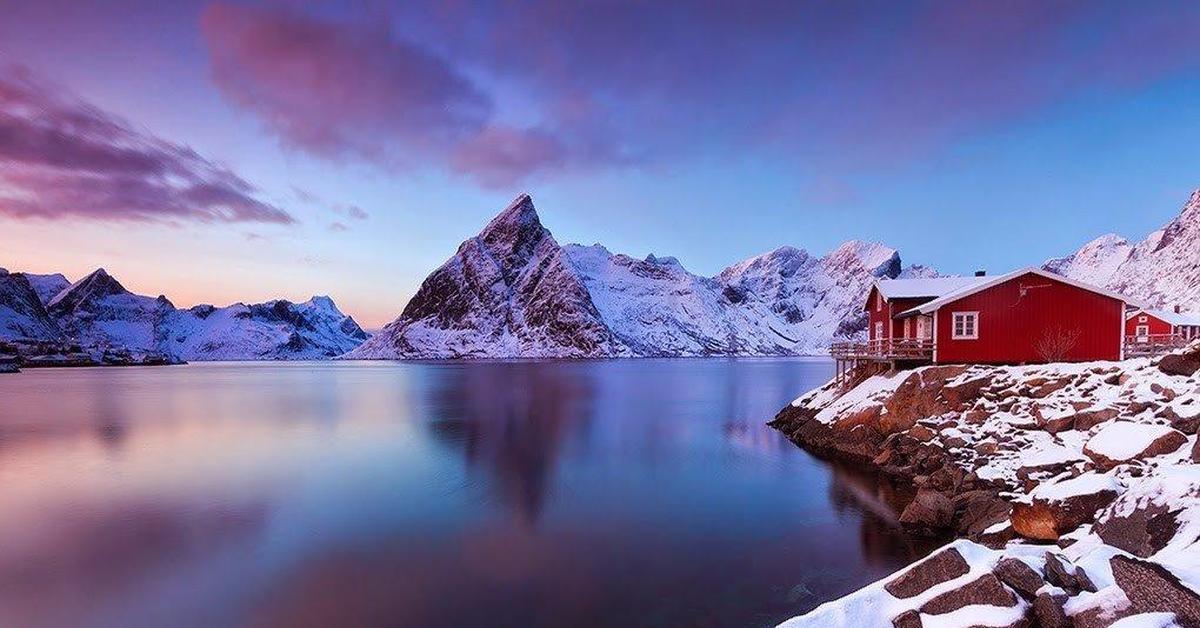 фьюри, лофотенские острова зимой фото странах снг раньше